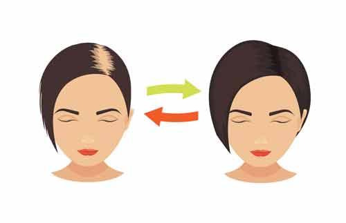 L'huile de ricin aide à la pousse des cheveux