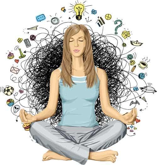 La sophrologie permet de développer son calme intérieur pour retrouver le sommeil
