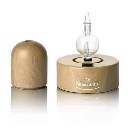 Diffuseur d'huiles essentielles par nébulisation - Puressentiel