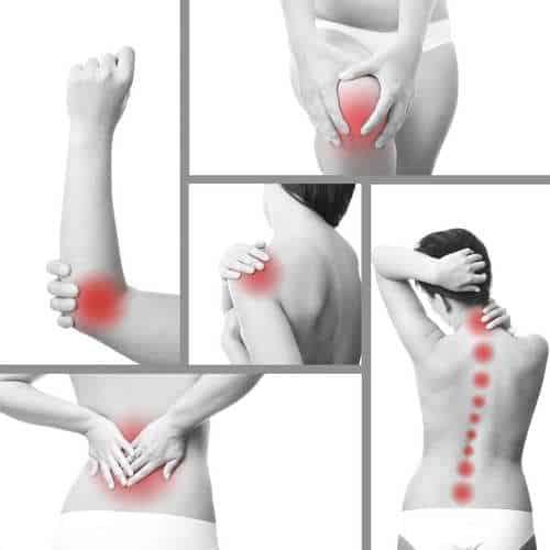 Elle permet de soulager les douleurs musculaires, l'arthrite et l'arthrose