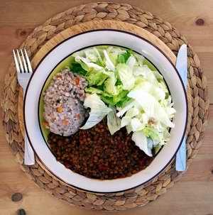 Les repas macrobiotiques sont tout ce qu'il y a de plus équilibré !