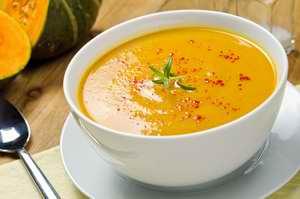 Un potage est recommandé en régime macrobiotique