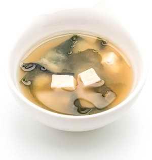 La soupe miso contient de la Vitamine B12