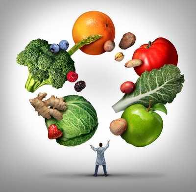 Votre Naturopathe vous donnera des conseils en alimentation pour vous aider à aller mieux