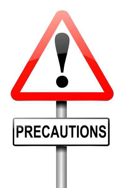 précautions
