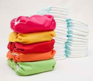 Erytheme fessier : couches jetables ou lavables ?