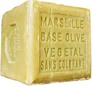 Le savon de Marseille est plus doux pour l'épiderme