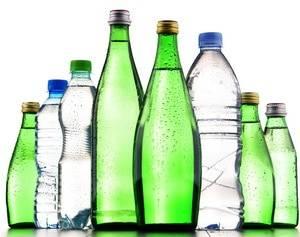 eau de source, eaux minérales, quelle différence ?