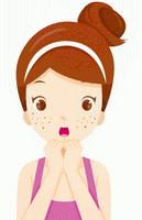 L'huile essentielle de Patchouli est efficace sur l'acné