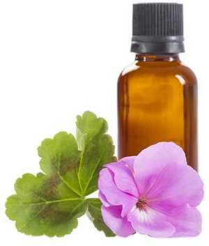 En cas de constipation, massez vous avec de l'huile essentielle de géranium
