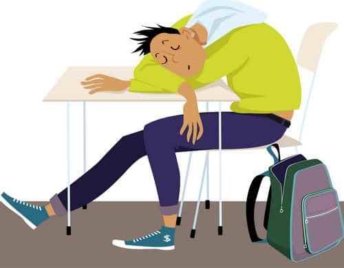 Le sommeil de l'adolescent et la mélatonine