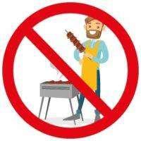 Attention aux cuissons trop fortesdurant votre grossesse!