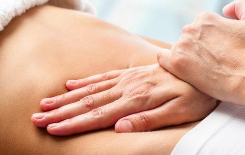 Un massage relaxant peut vous aider en cas de grippe