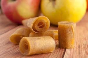 Faites de délicieux cuirs de pomme avec votre déshydrateur
